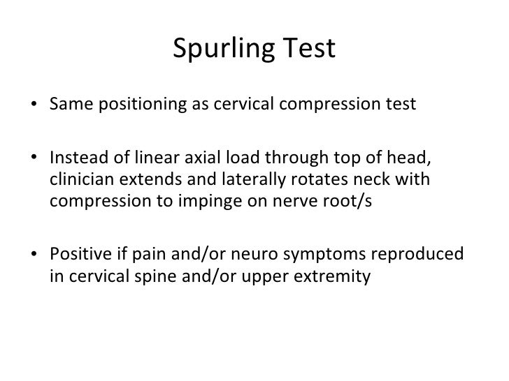 Kin 191 B Cervical Spine Anatomy Evaluation And Injuries