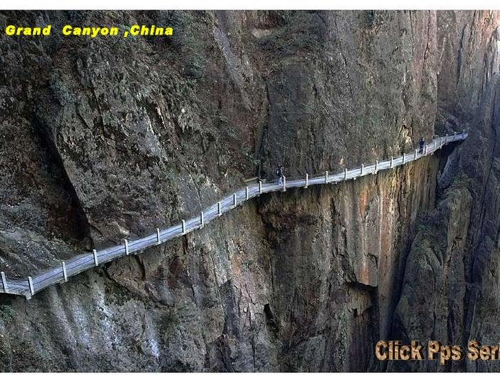 Grand  Canyon ,China Click Pps Series