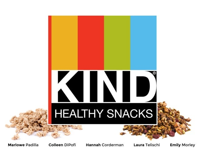 Kind Bars Advertising Campaign