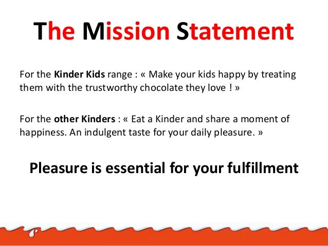 Mission, Vision and Values Statements For Small Business