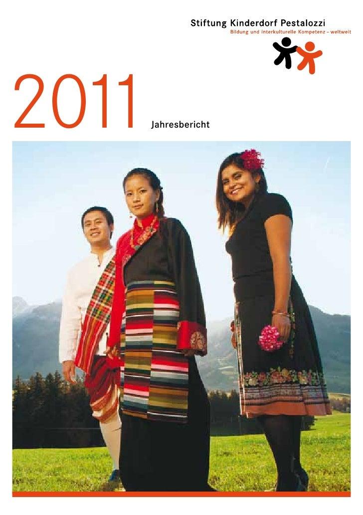2011   Jahresbericht