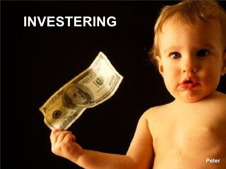 INVESTERING Peter