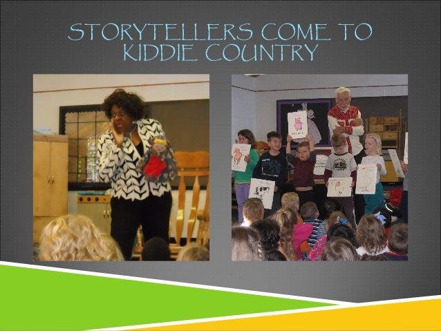 Kindergarten field trips and special events Slide 3