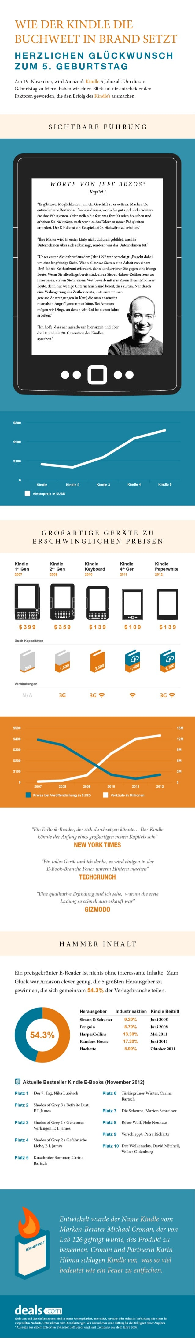 Kindle infografik
