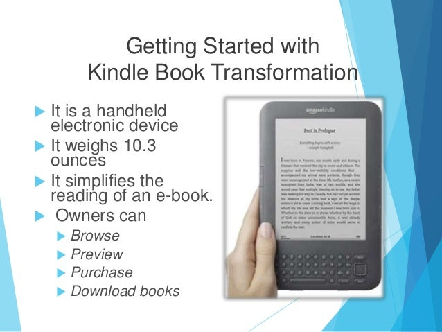 kindle vs books The following is a comparison of e-book formats used to create and publish e-books the epub format is the most widely supported vendor-independent xml-based (as opposed to pdf) e-book format that is, it is supported by the largest number of e-readers, including amazon kindle fire (but not standard kindle) see table below for details.
