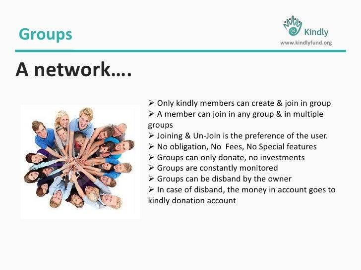 Support Documents</li></li></ul><li>How it Works<br />www.kindlyfund.org<br />Entrepreneur Loans<br />Give project /work D...