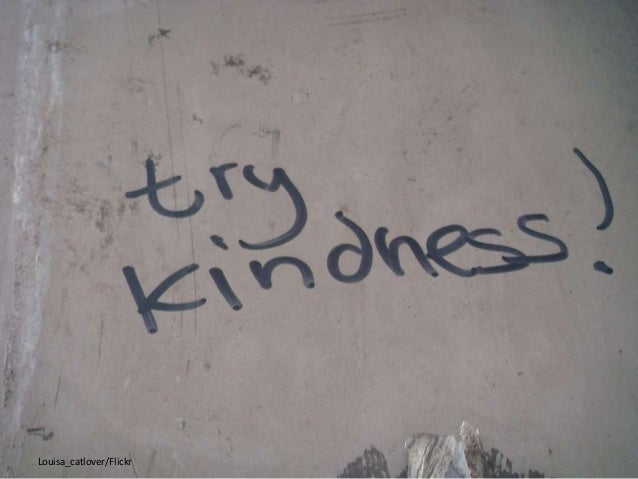 Kindness First Slide 2