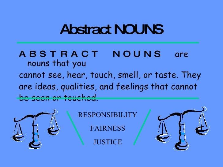 different types of nouns pdf