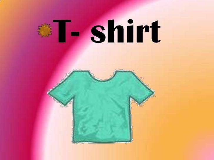 Clothes Bahan Ajar Bahasa Inggris Sd