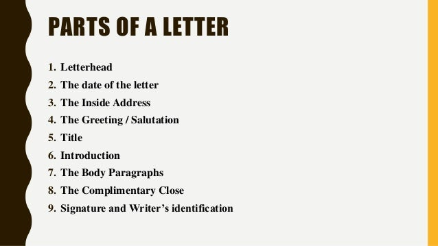 types of letters correspondence kinds of letters 25361 | english correspondence kinds of letters 10 638