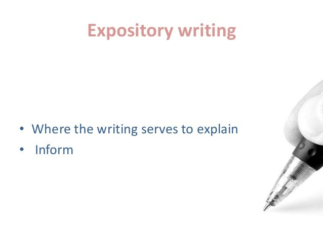 Expository essay contextual issues in professional development