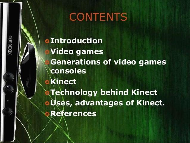 Kinect Slide 2