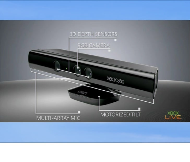What can you do with a Kinect?