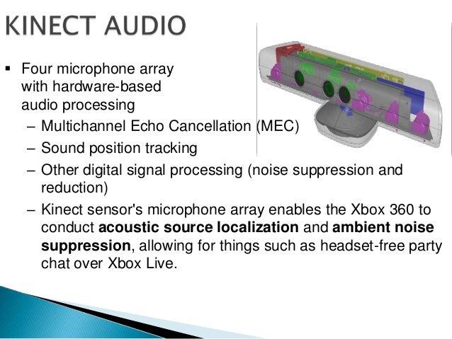 Kinect presentation