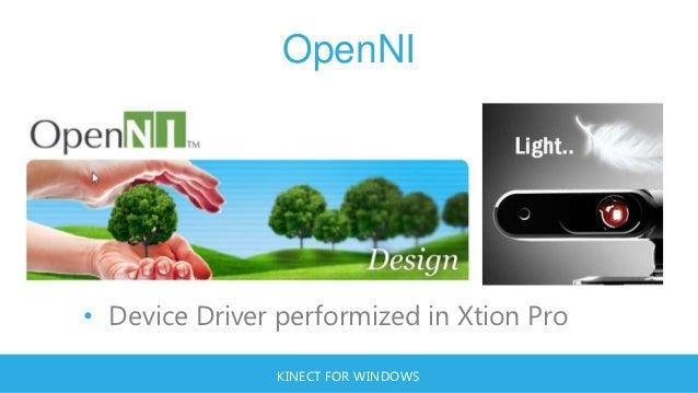 Kinect seminar 121020v1