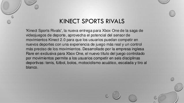 Kinect sports rivals Slide 2