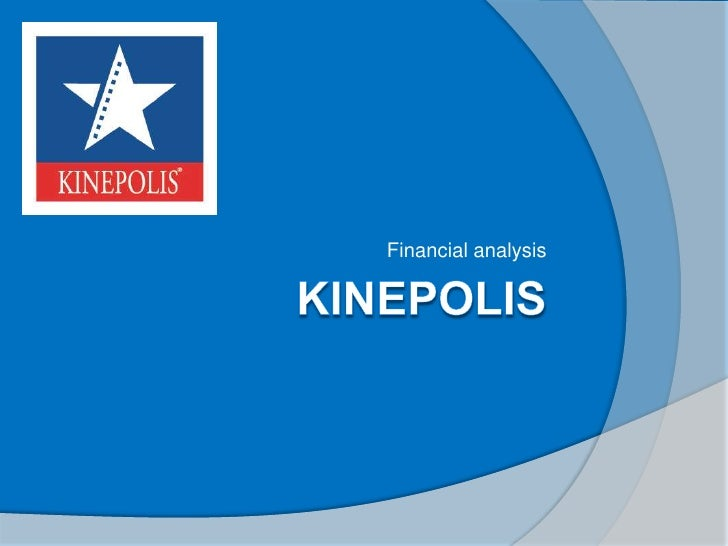 Kinepolis<br />Financial analysis<br />