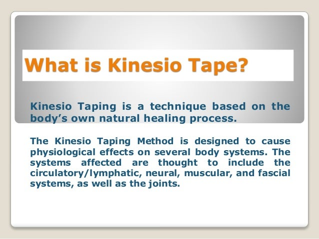 b9a23911fc02 Kinesio taping as a new technique in physiotherapy