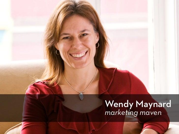 Social Media Bootcamp by Wendy Maynard Slide 3