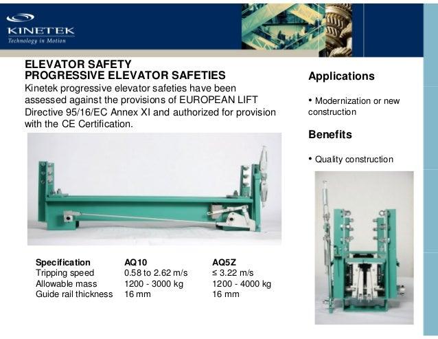 Kinetek Elevator & Escalator Solutions