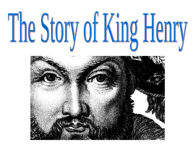 King Henry Died By Drinking Chocolate Milk Story