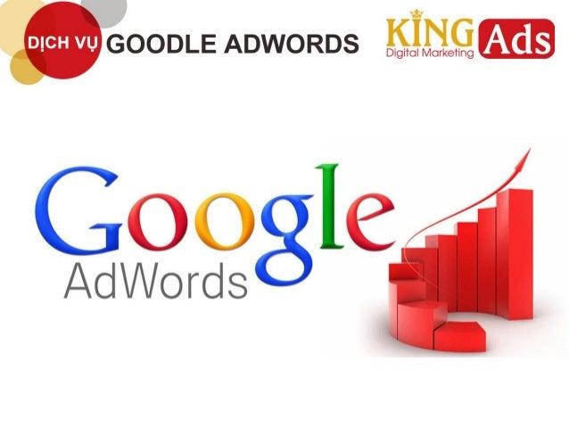 Goole adwords dịch vụ lên TOP web hiệu quả