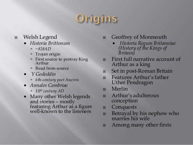 The Legendary Origins of Merlin the Magician