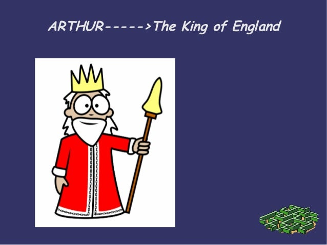 King arthur Slide 2
