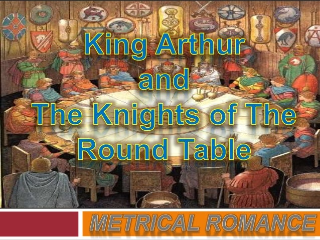 Force Of Will Knights Of The Round Table.King Arthur And The Knights Of The Round Table