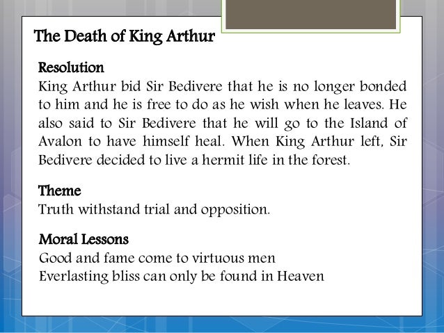 an analysis of the existence of king arthur The legend of king arthur is centuries old but did the king really exist and if so 12 facts you (probably) didn't know about king arthur - 24th july.