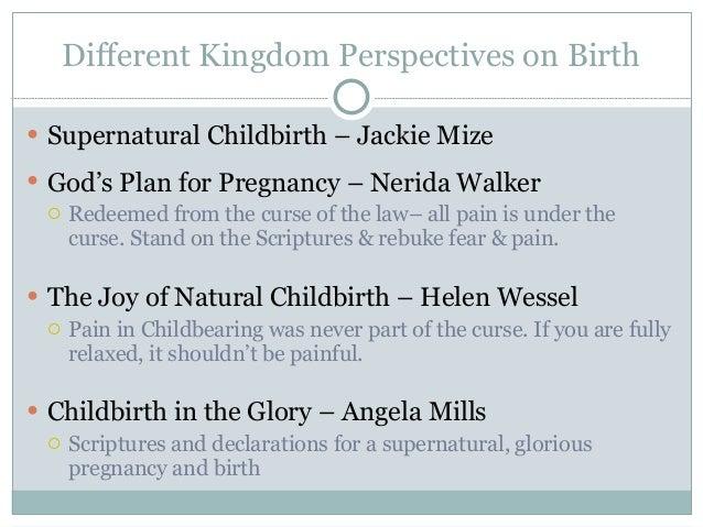 Supernatural Childbirth Jackie Mize Pdf