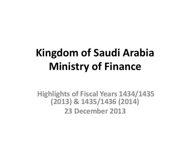 7854bfae123 Budget Report of Saudi Arabia 2014