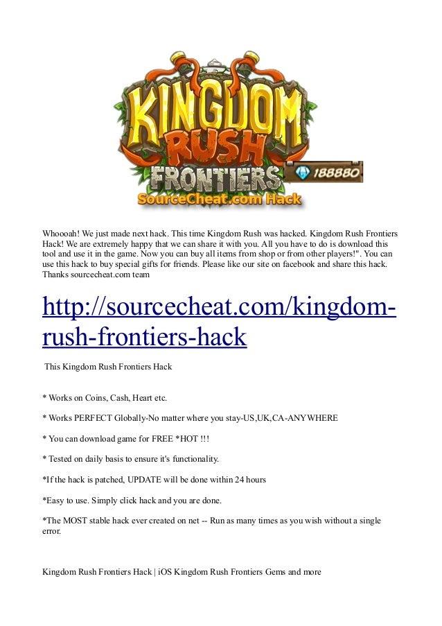 Kingdom Rush Game - Play online at Y8.com