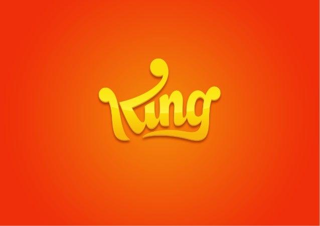 © King.com Ltd 2013 – Public 2 Datab ase Relati onal
