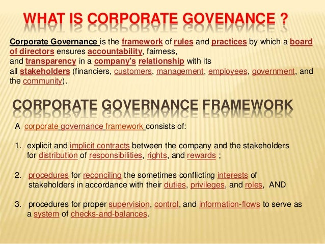 king 2 report on corporate governance pdf