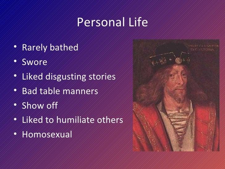 King james history homosexuality