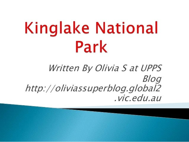 Written By Olivia S at UPPS Blog http://oliviassuperblog.global2 .vic.edu.au