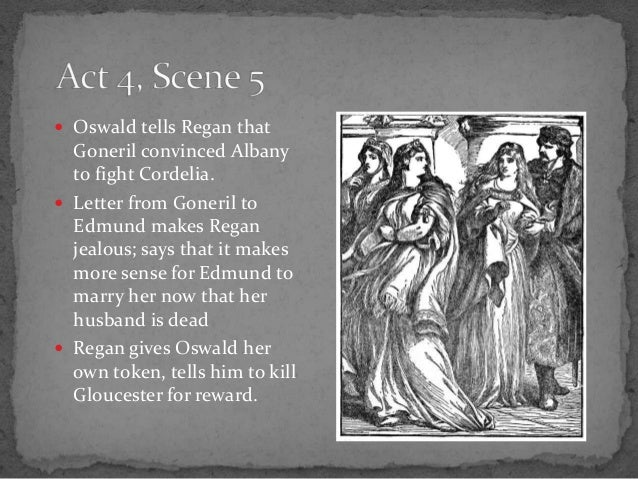 why does goneril kill herself