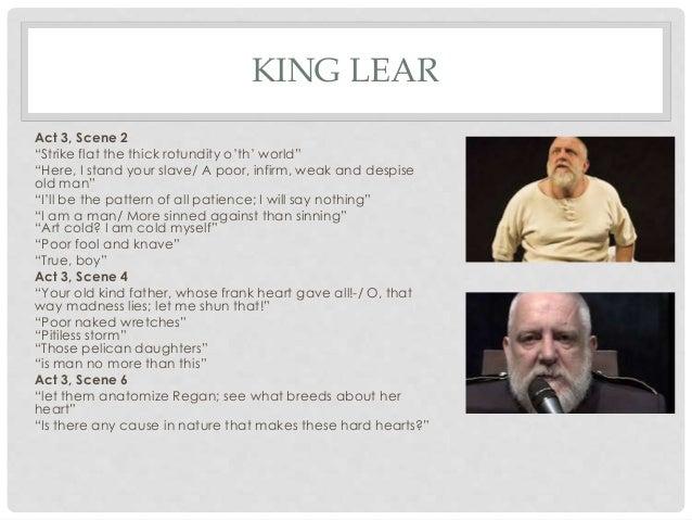 critical essay king man