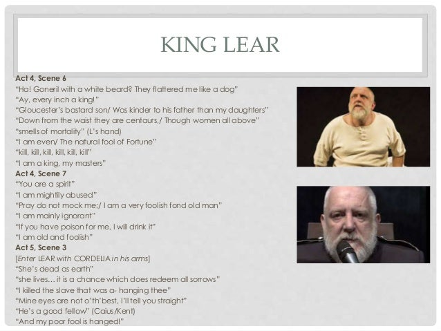 king lear essays on nature King lear: themes many themes because he is presumptuous in believing that he can read nature's mind on the same note, lear also seems to king lear essay.