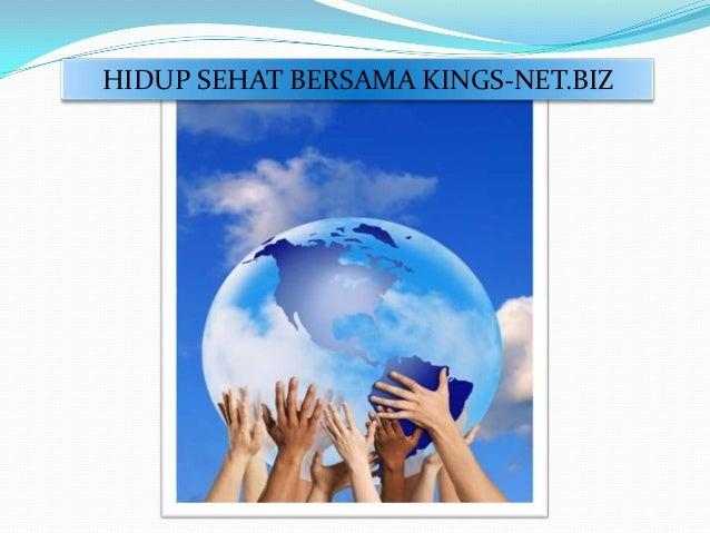 HIDUP SEHAT BERSAMA KINGS-NET.BIZ