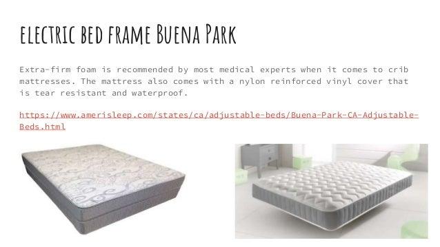 King size electric adjustable bed frame buena park