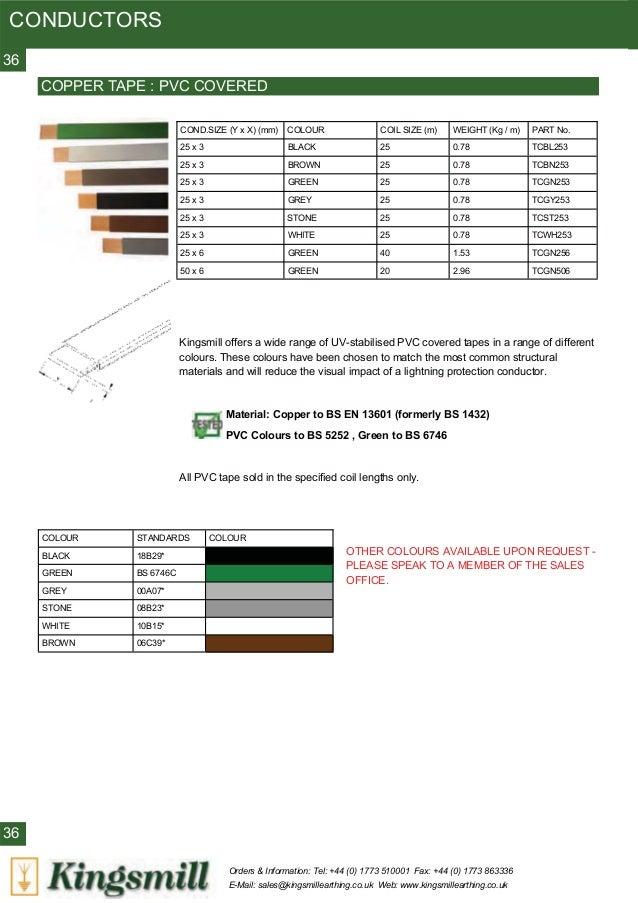 Kingsmill copper earthing surge protection lightning protection 44 keyboard keysfo Choice Image