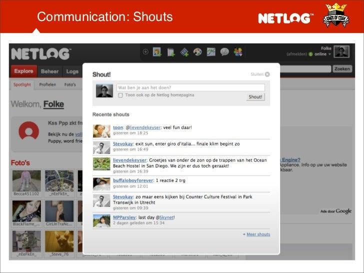 Login netlog chat Twoo