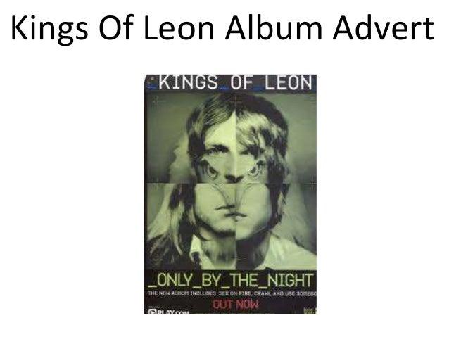Kings Of Leon Album Advert
