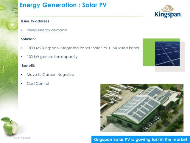 Kingspan john shaw_energyefficencyanddigital