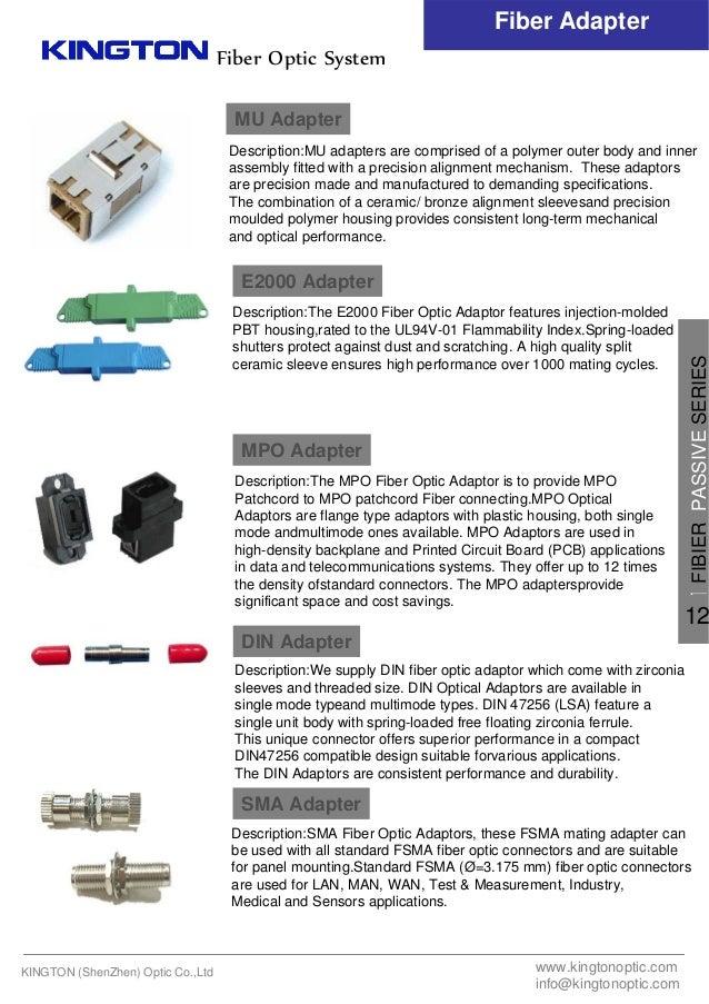 optical-fiber measurement systems for medical applications