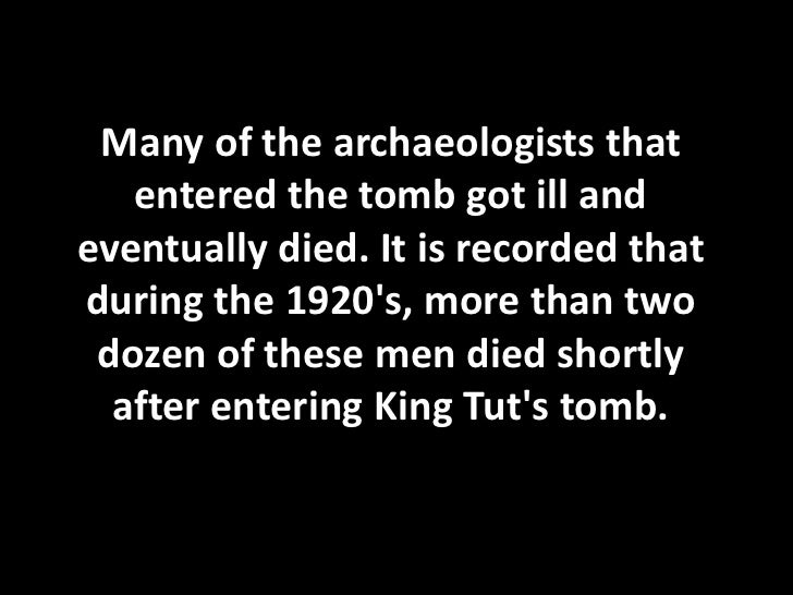 The Curse Of King Tuts Tomb Torrent: King Tut's Curse