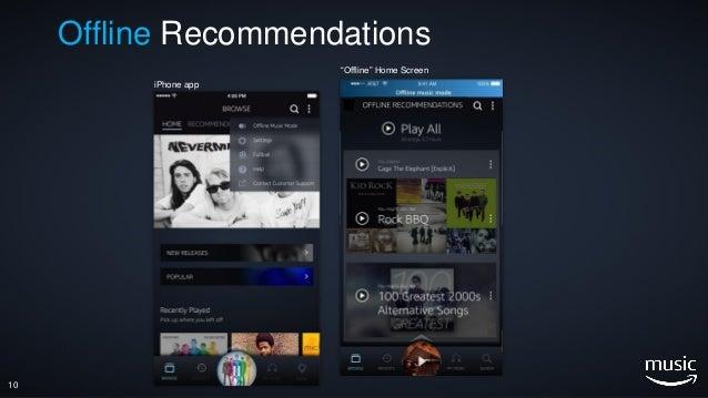 """10 iPhone app """"Offline"""" Home Screen Offline Recommendations"""