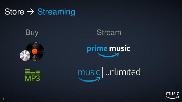 6 Store  Streaming Buy Stream